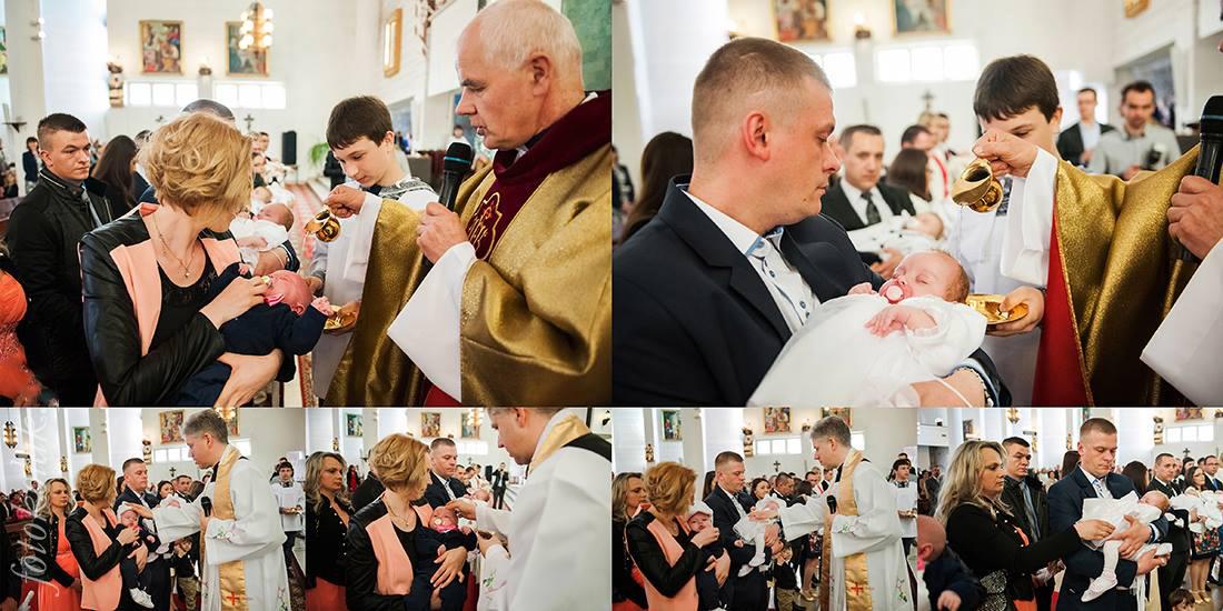 Reportaże z chrztu